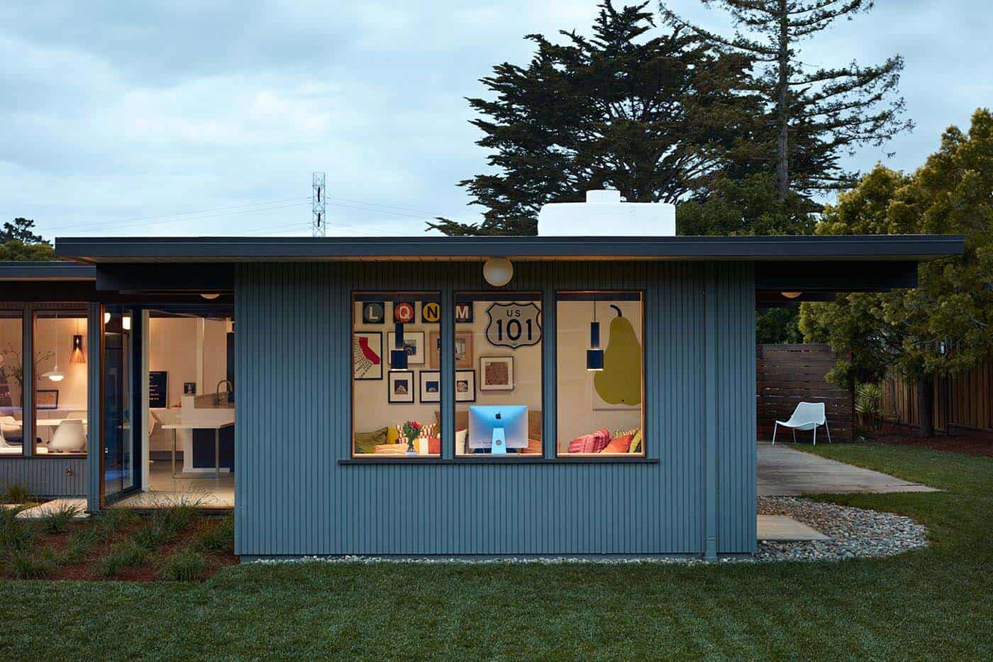 Mid-Century Modern Eichler Addition Remodel-Klopf Architecture-03-1 Kindesign