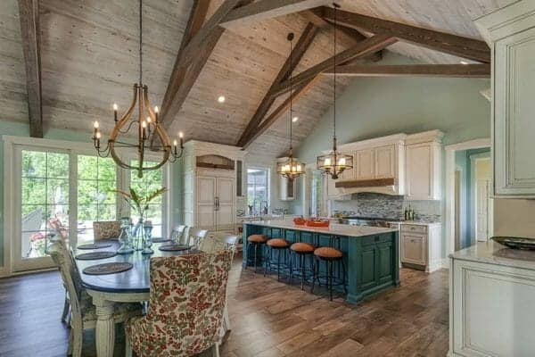 featured posts image for Plantation style home offers beautiful coastal-inspired details in Michigan
