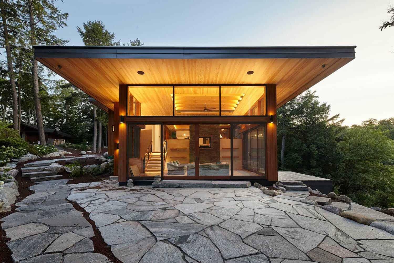 Stanley Bay Contemporary Cottage-Trevor McIvor Architect-01-1 Kindesign