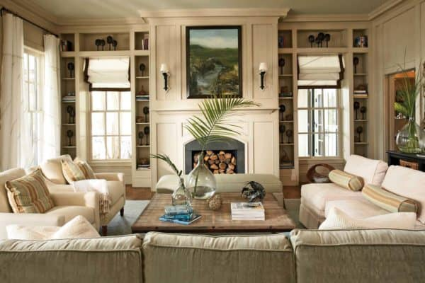 featured posts image for Coastal style home in North Carolina showcases inviting living spaces