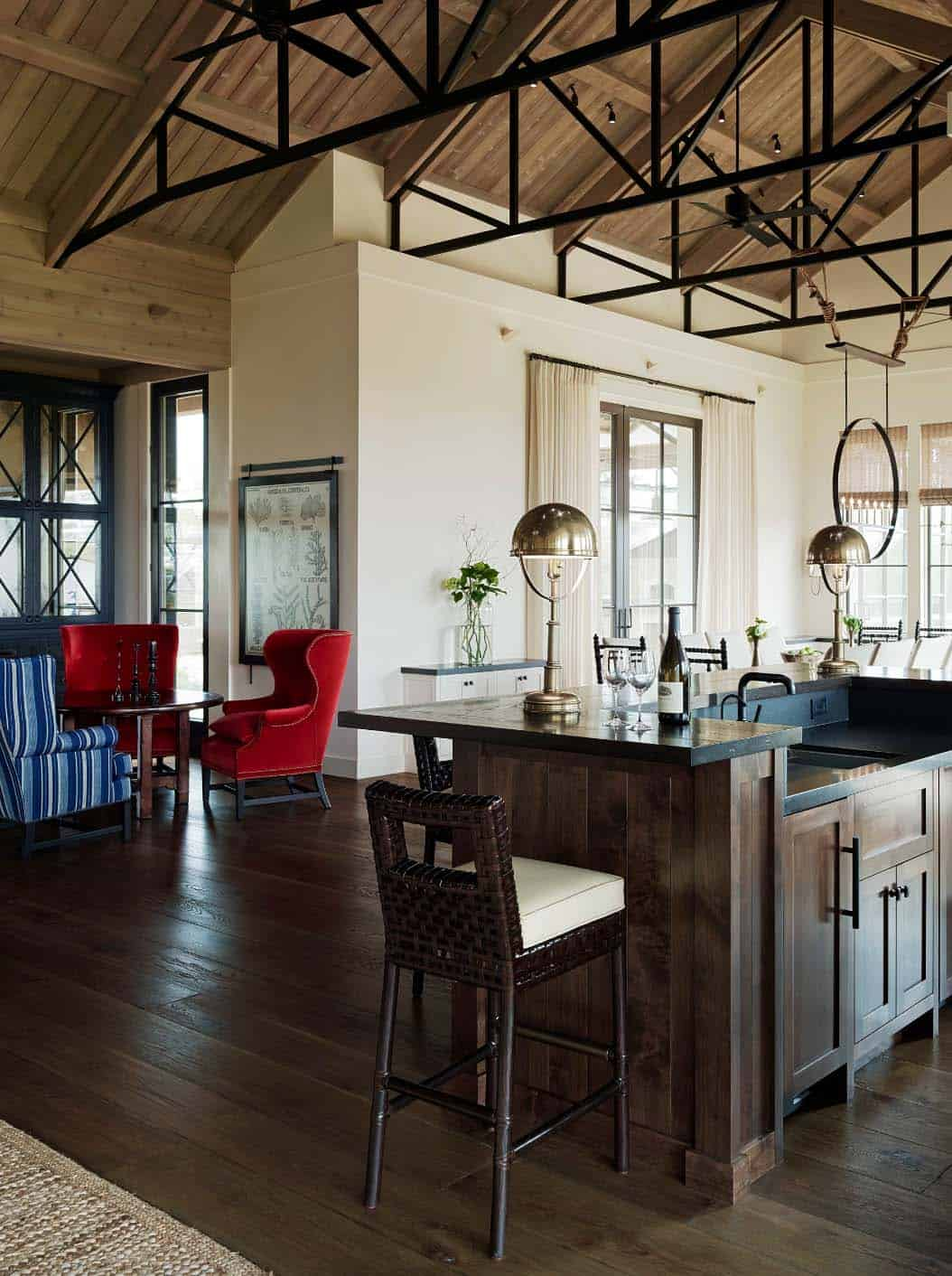 Wine Country Residence-Wade Design Architects-11-1-Kindesign
