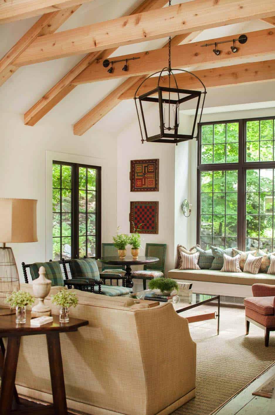 weekend-home-rustic-living-room
