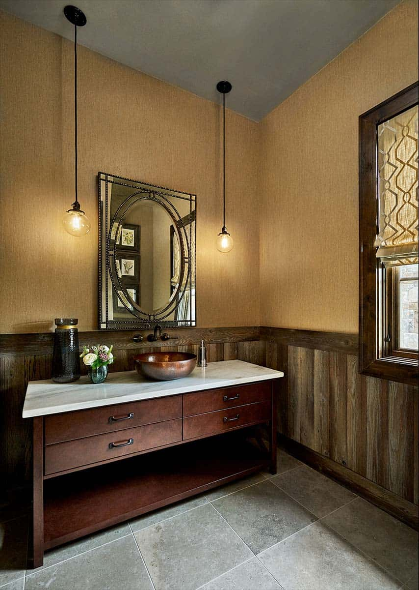 farmhouse-powder-room