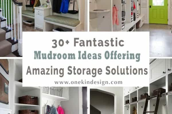 featured posts image for 30+ Fantastic mudroom ideas offering amazing storage solutions