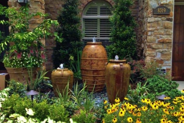 featured posts image for 23 Inspiring outdoor garden fountains to add tranquility to your landscape