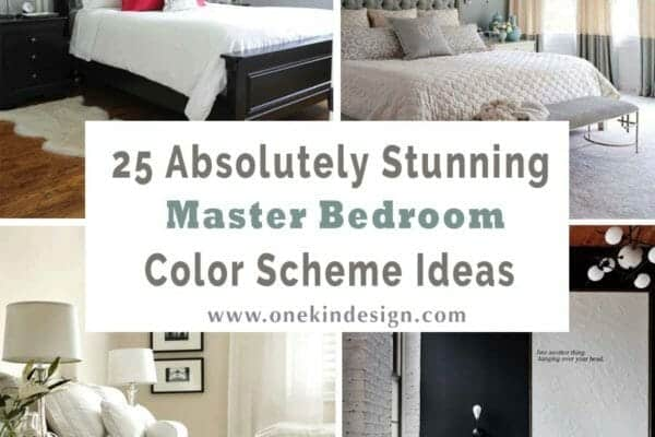 featured posts image for 25 Absolutely stunning master bedroom color scheme ideas