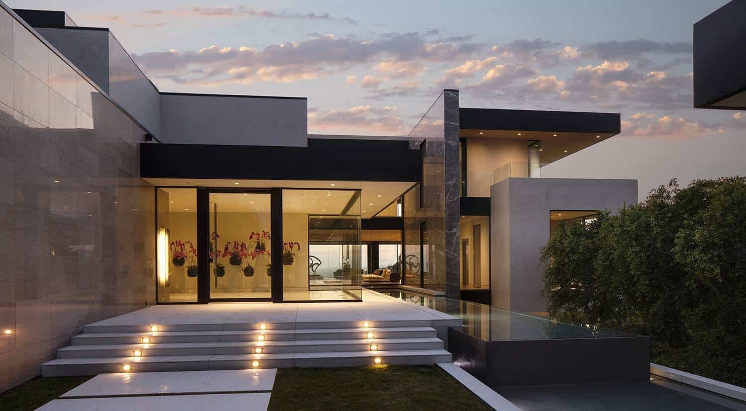 Modern Architecture Los Angeles ultimate dream home with breathtaking views over the los