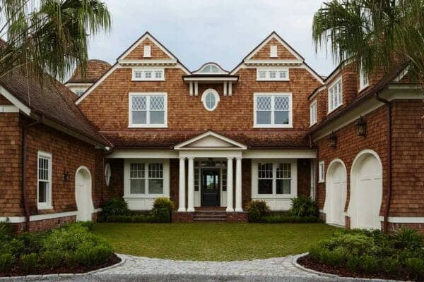 featured posts image for Tour this stunning shingle style beach house along the Florida coast