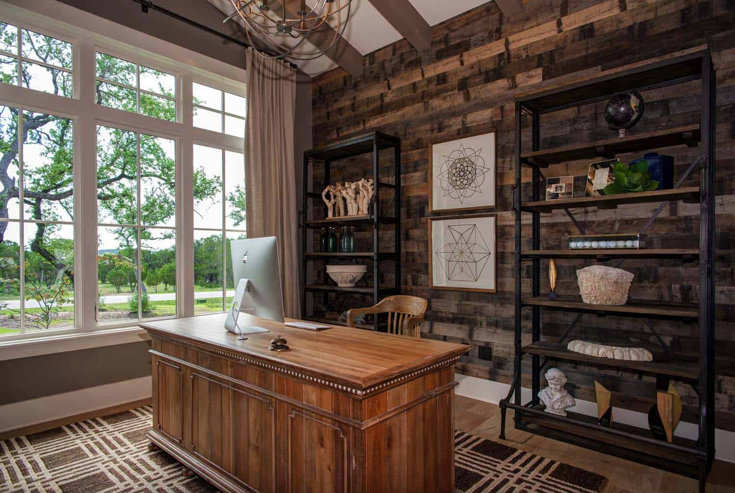 farmhouse-transitional-home-office