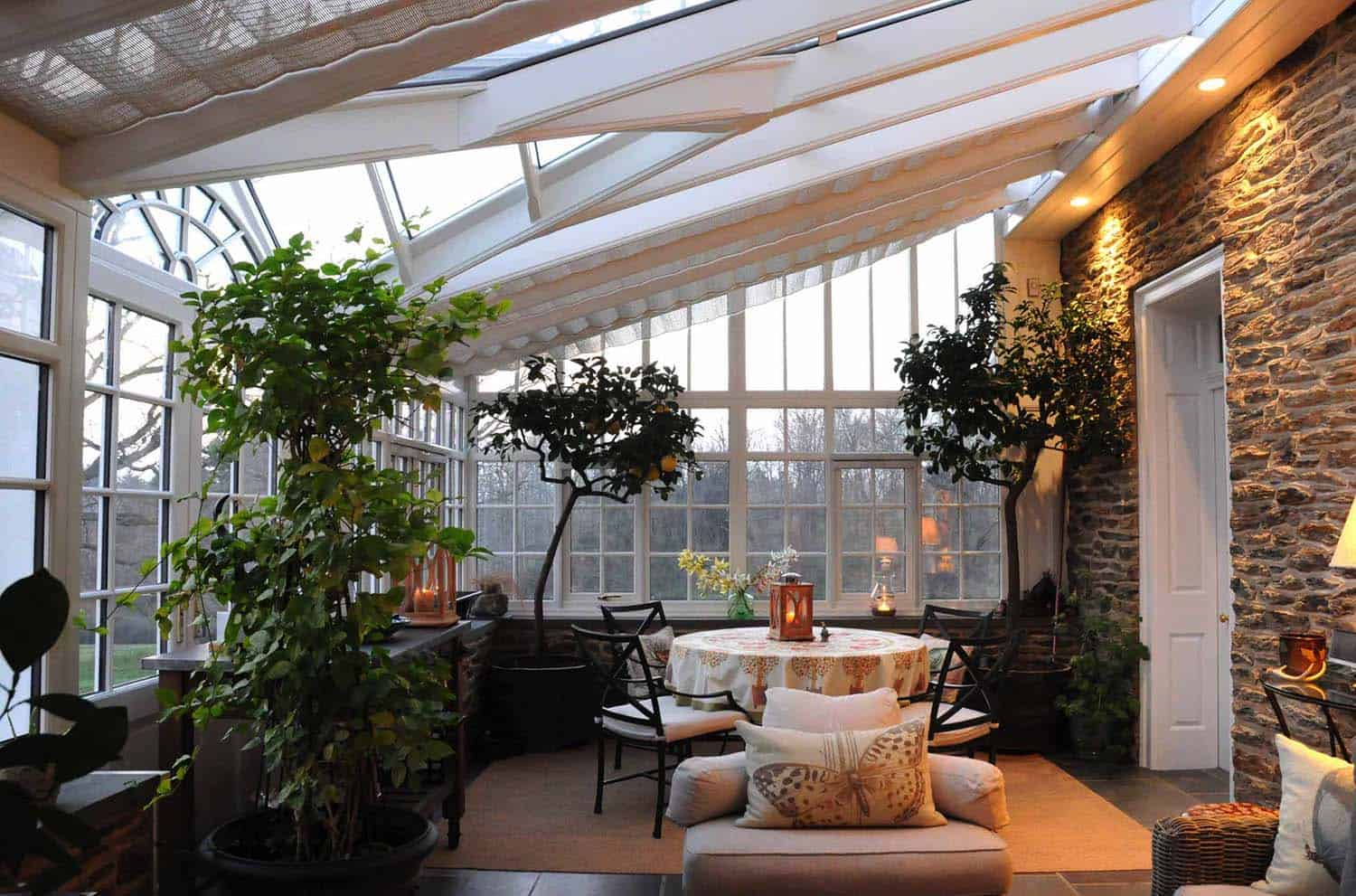 Fine 25 Amazing Conservatory Greenhouse Ideas For Indoor Outdoor Complete Home Design Collection Barbaintelli Responsecom