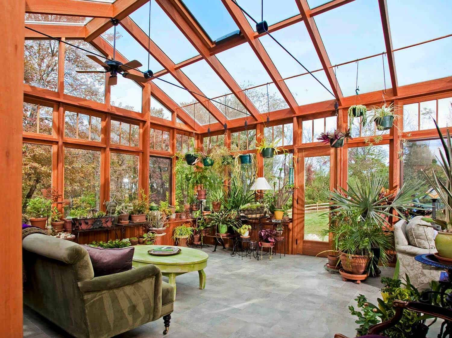Surprising 25 Amazing Conservatory Greenhouse Ideas For Indoor Outdoor Complete Home Design Collection Barbaintelli Responsecom