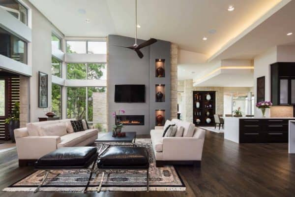 featured posts image for Contemporary home in Austin offers perfect indoor-outdoor lifestyle