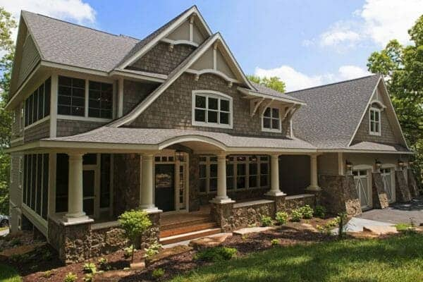 featured posts image for Beautifully designed cottage style home nestled above the St. Croix river