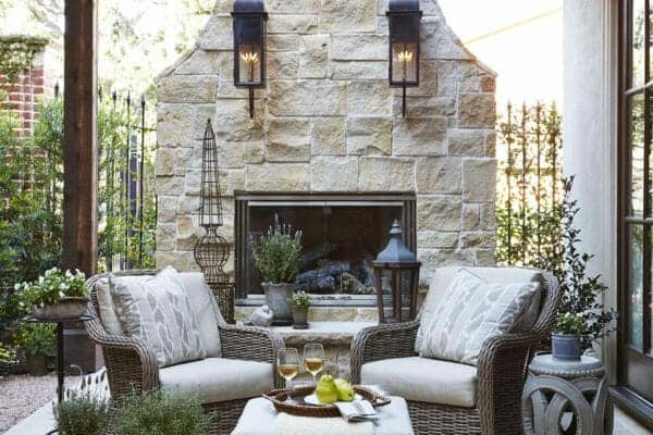 featured posts image for 30+ Irresistibleoutdoor fireplace ideas that will leave you awe-struck