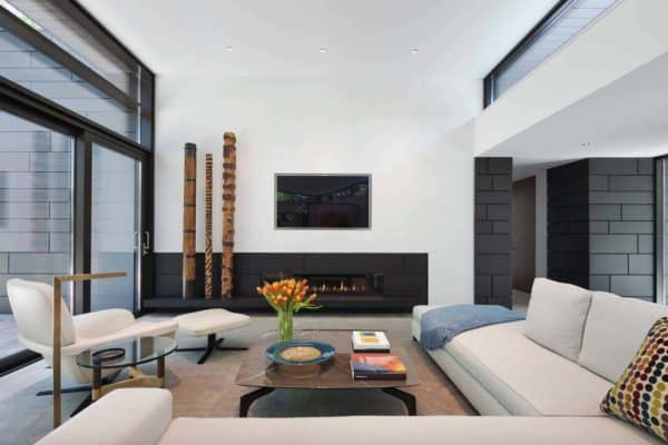 featured posts image for LEED-Certified home features brilliant modern details in Connecticut