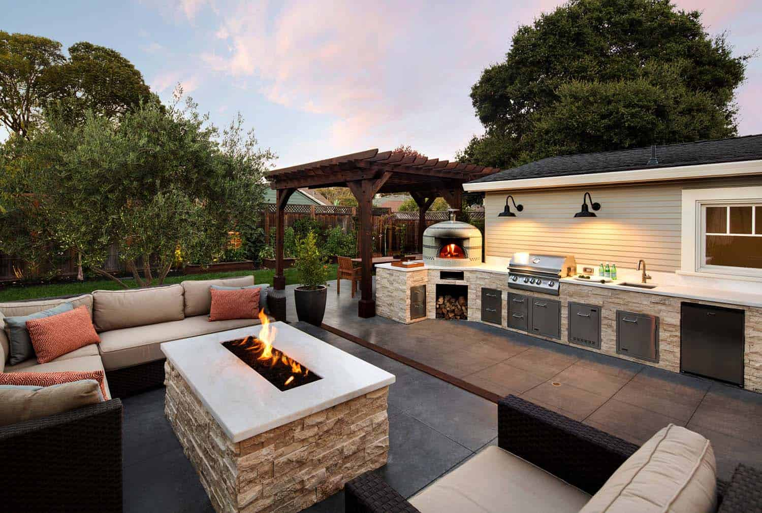 35 Brilliant and inspiring patio ideas for outdoor living ...