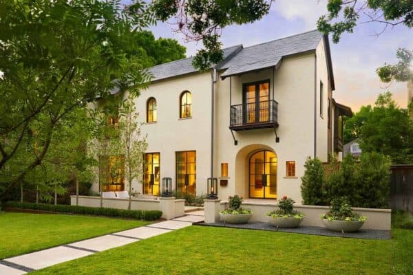 featured posts image for Texas home merges visual warmth with beautiful contemporary interiors