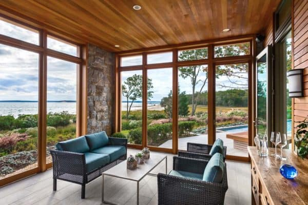featured posts image for Sumptuous beach house in the seaside village of Sag Harbor