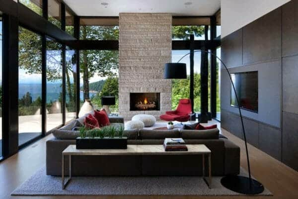 featured posts image for Modern home in West Vancouver offers wonderful indoor-outdoor lifestyle