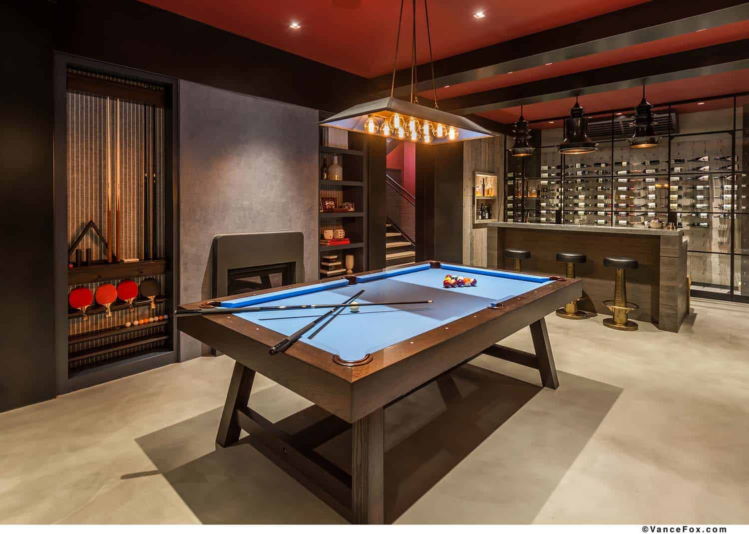 contemporary-game-room