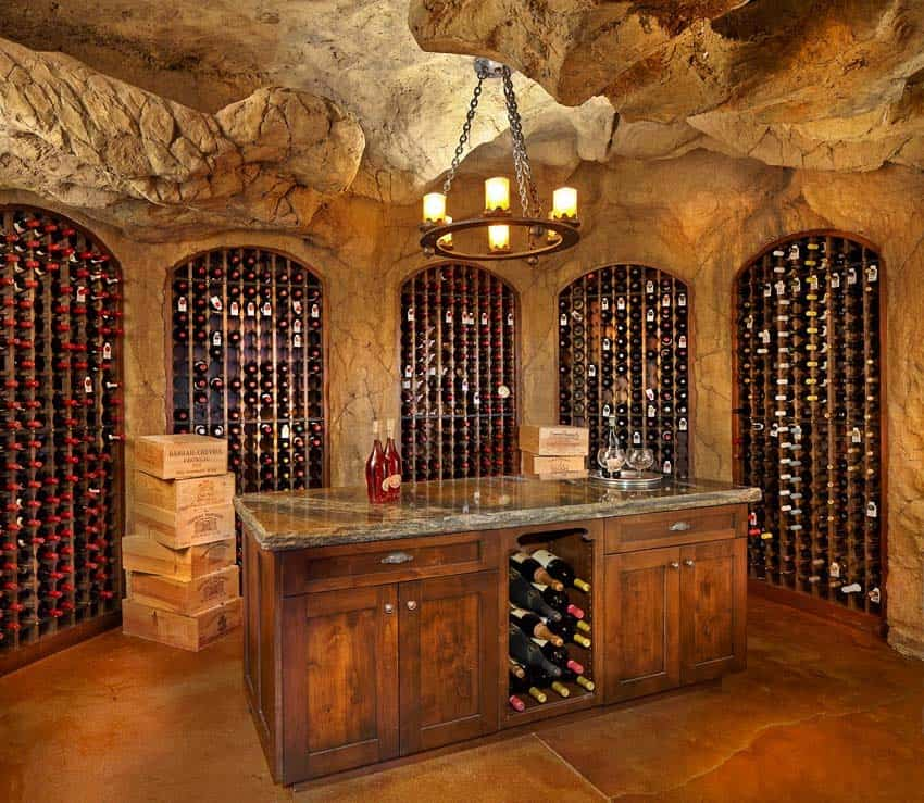 ranch-style-wine-cellar