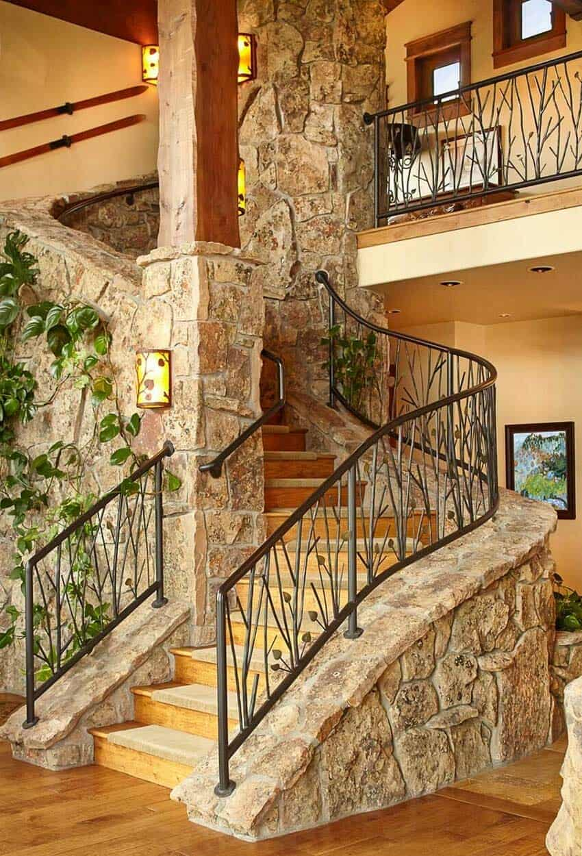 ranch-style-staircase