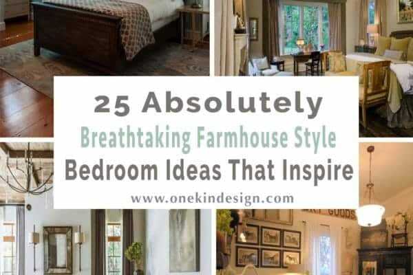 featured posts image for 25 Absolutely breathtaking farmhouse style bedroom ideas that inspire