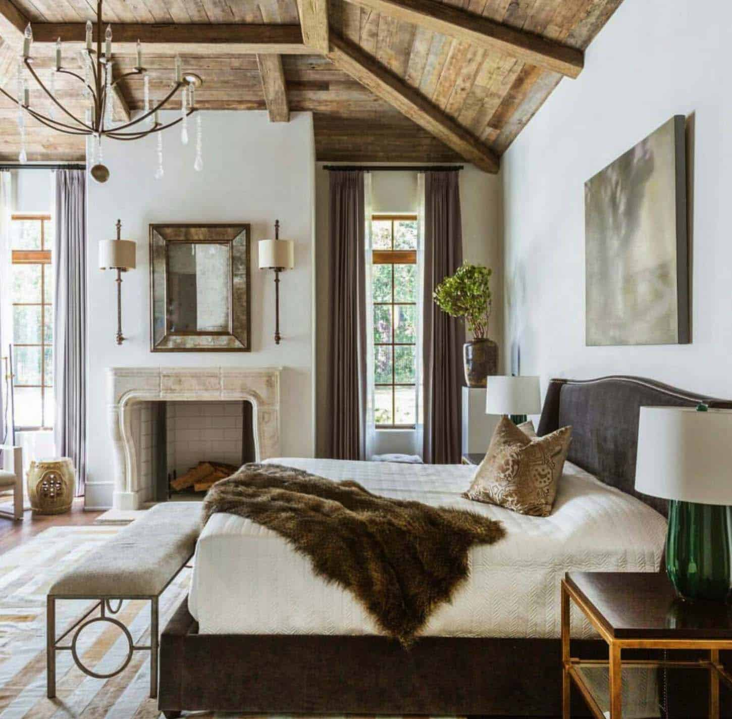 Farmhouse Bedroom: 25 Absolutely Breathtaking Farmhouse Style Bedroom Ideas