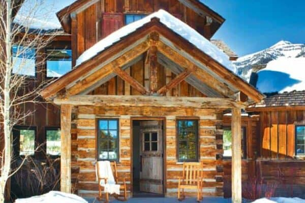featured posts image for Charming mountain contemporary retreat in Jackson Hole, Wyoming