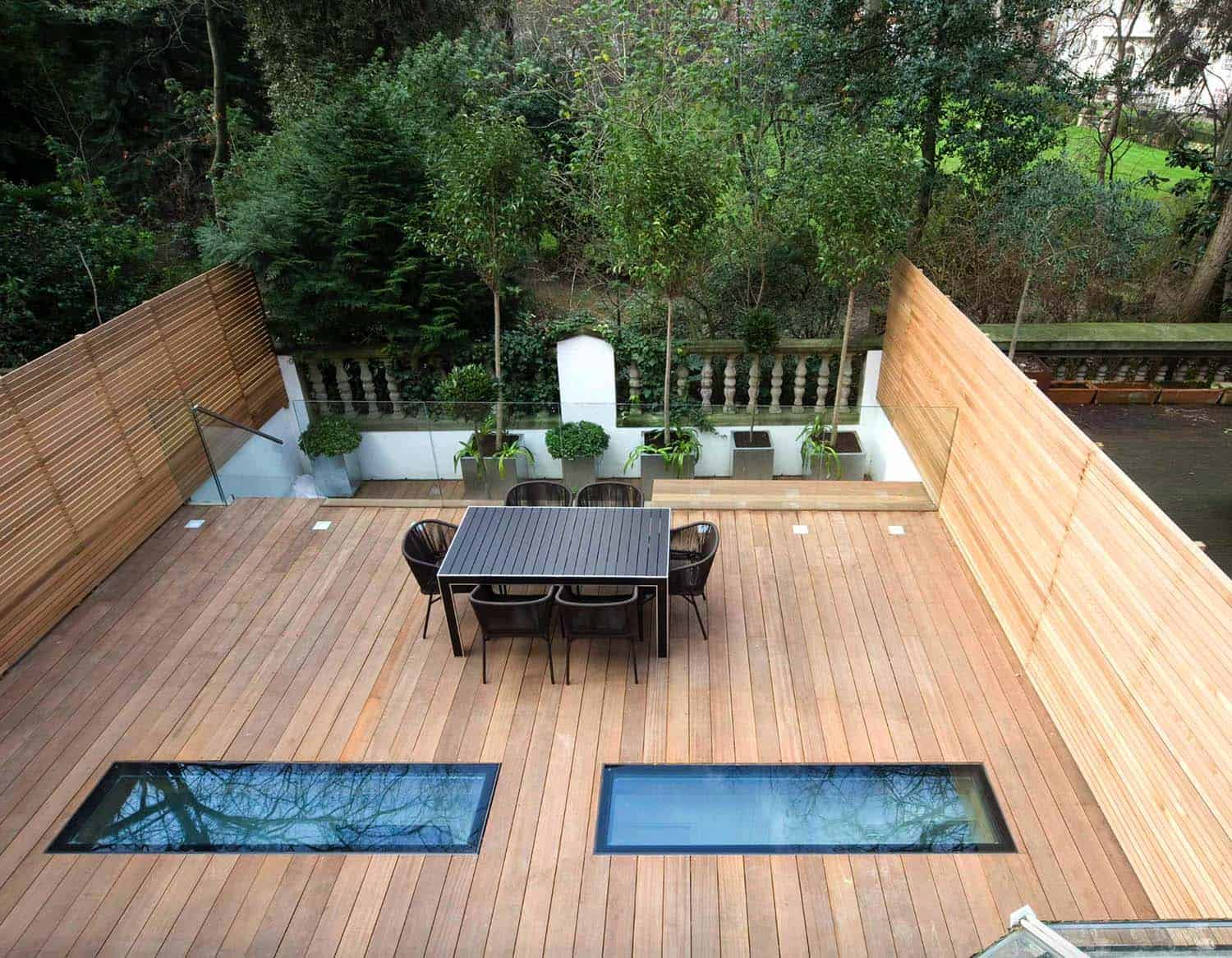 Small Roof Terrace Design Ideas Tosmun