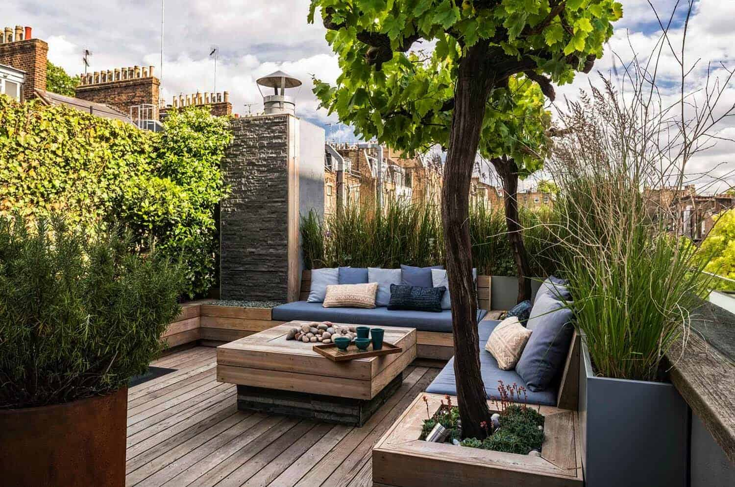 20 Brilliant and inspiring rooftop terrace design ideas