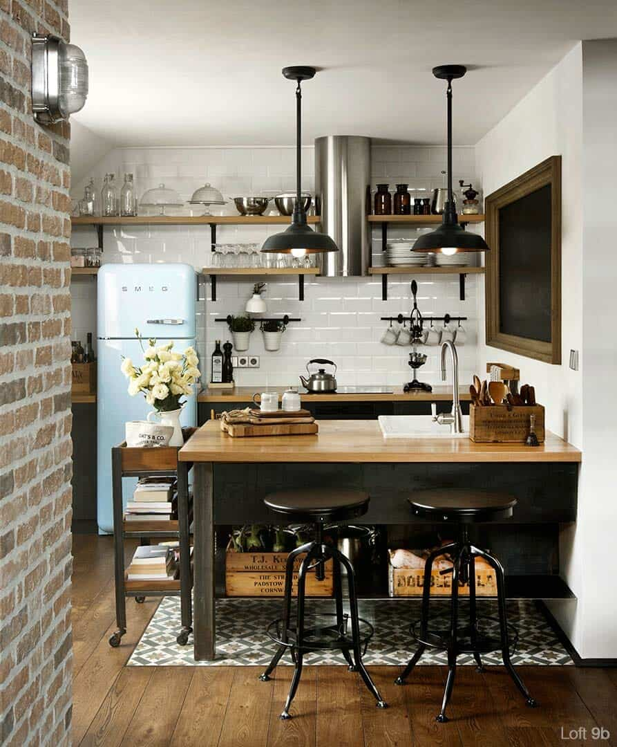loft-kitchen