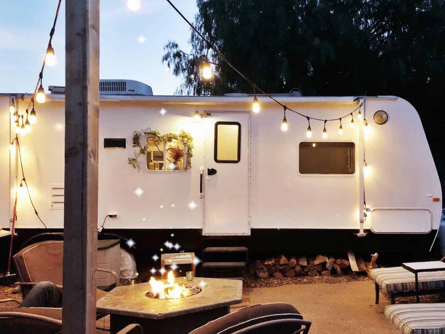 Living The Simple Life In A Fully Renovated 120 Square Foot