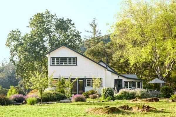 featured posts image for House Tour: Beautifully transformed California wine country cottage