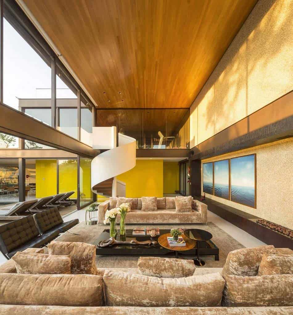 contemporary-living room