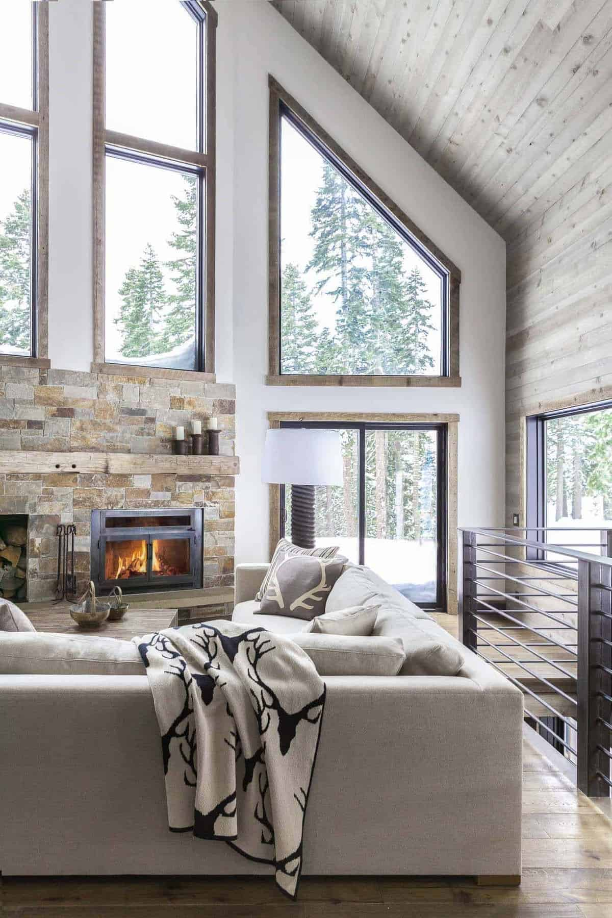 mountain-cabin-contemporary-living-room