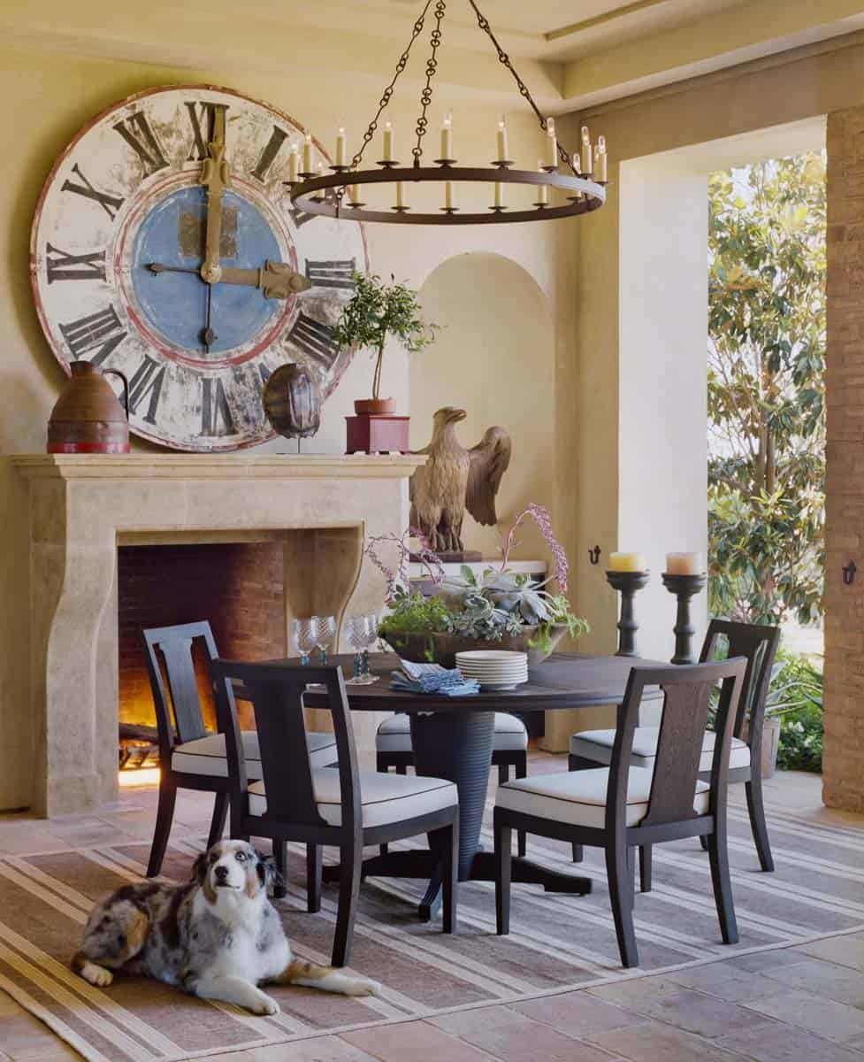 farmhouse-mediterranean-dining-room