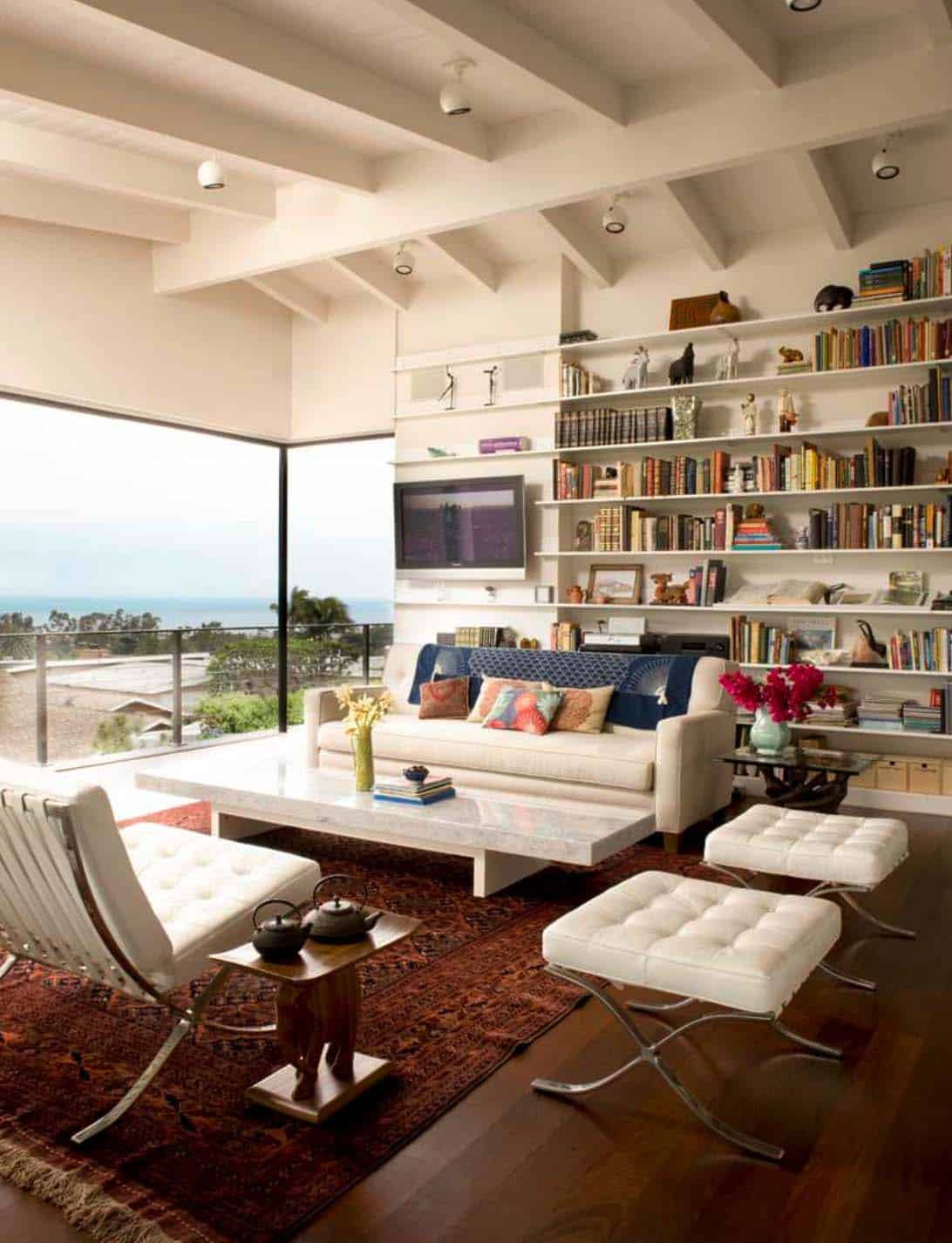 Image of: 38 Absolutely Gorgeous Mid Century Modern Living Room Ideas
