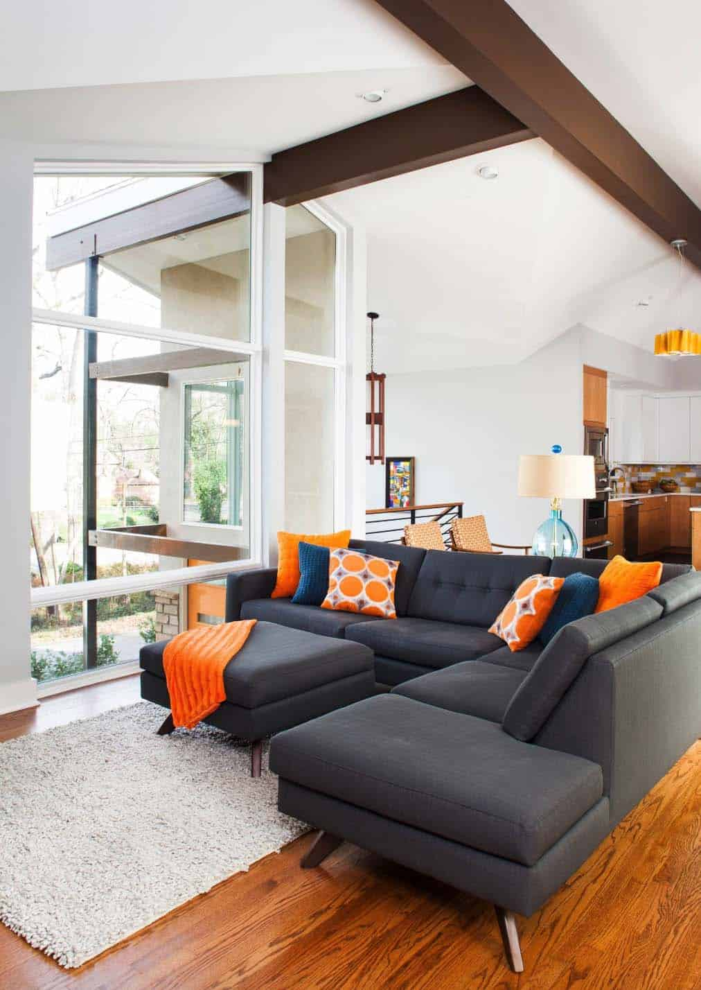 Living Room Design Contemporary: 38 Absolutely Gorgeous Mid-century Modern Living Room Ideas