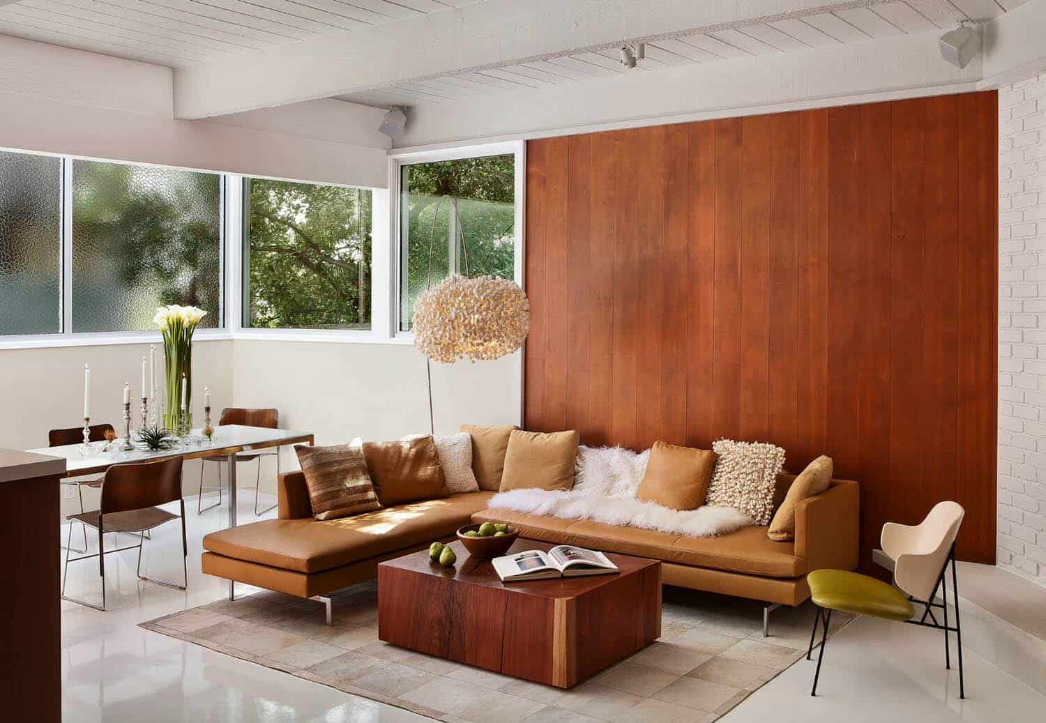38 absolutely gorgeous mid century modern living room ideas - Mid century modern home decor ...