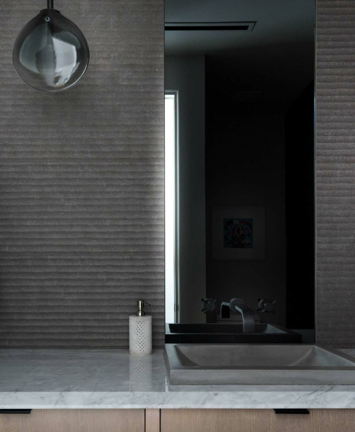contemporary-powder-room