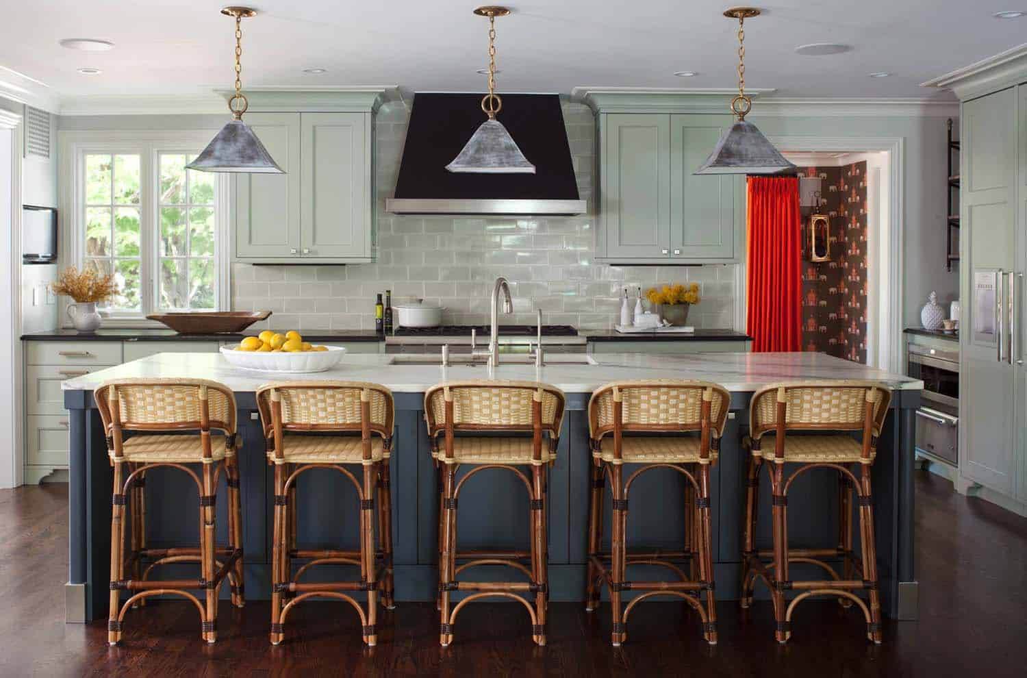 Renovated Home In Colorado Unveils A New England Chic Style