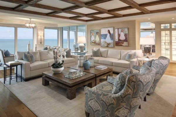 featured posts image for Beach style condo boasts magnificent views of the Gulf of Mexico