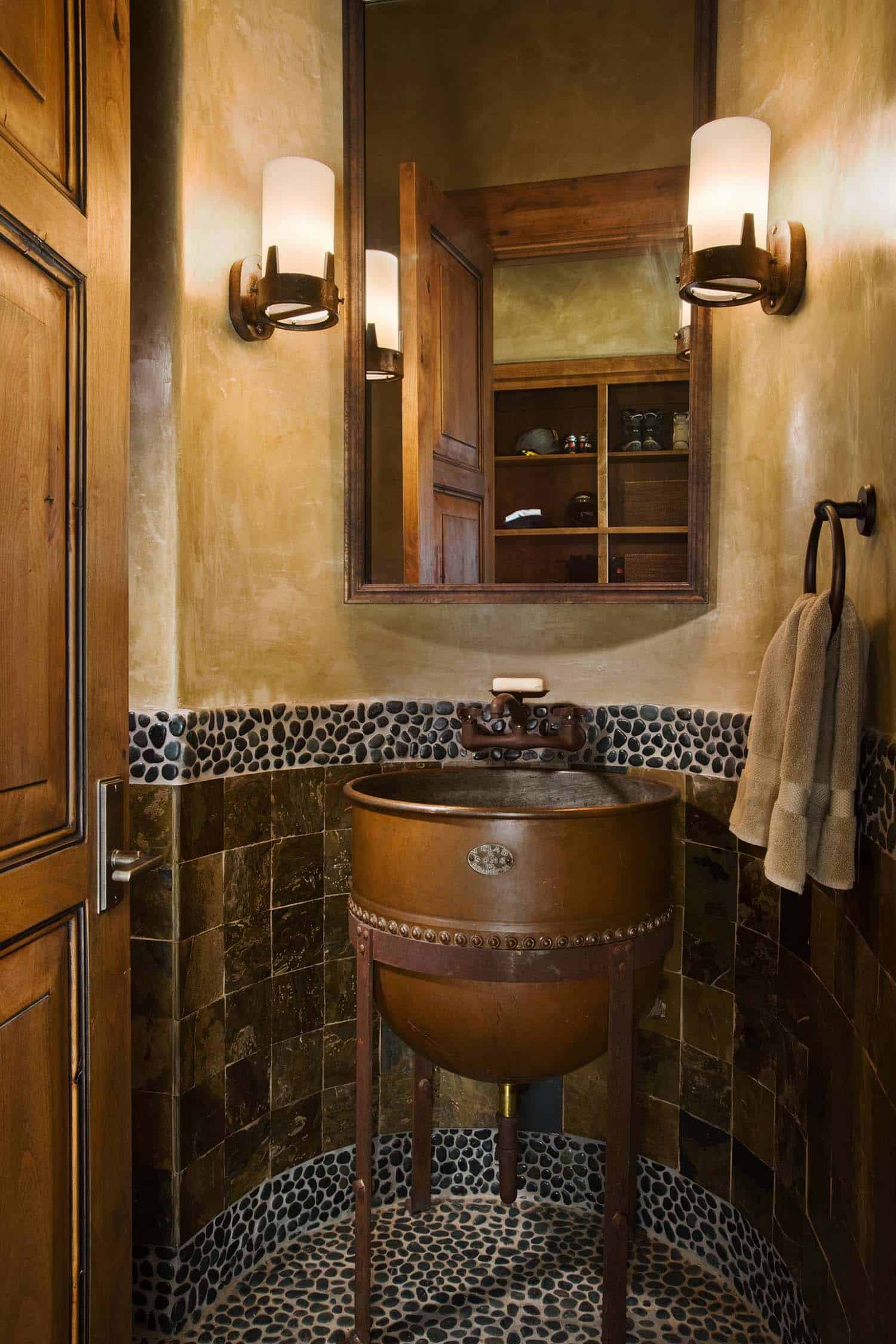 residence-rustic-powder-room