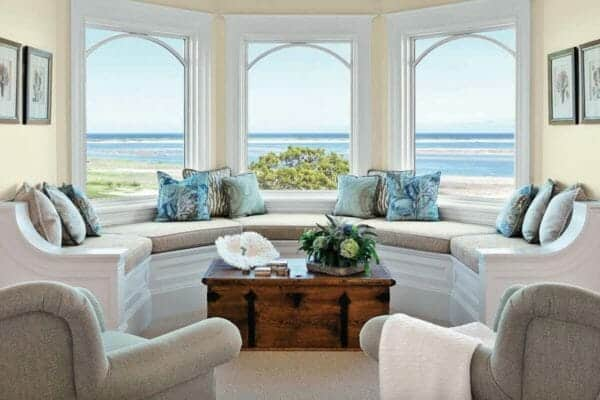 featured posts image for 33 Amazing built-in window seats capturing mesmerizing ocean views