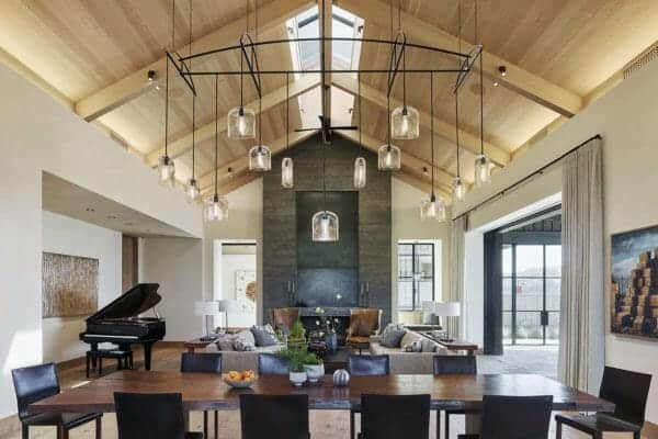featured posts image for Dream House Tour: Beautiful Contemporary Ranch House in Napa Valley