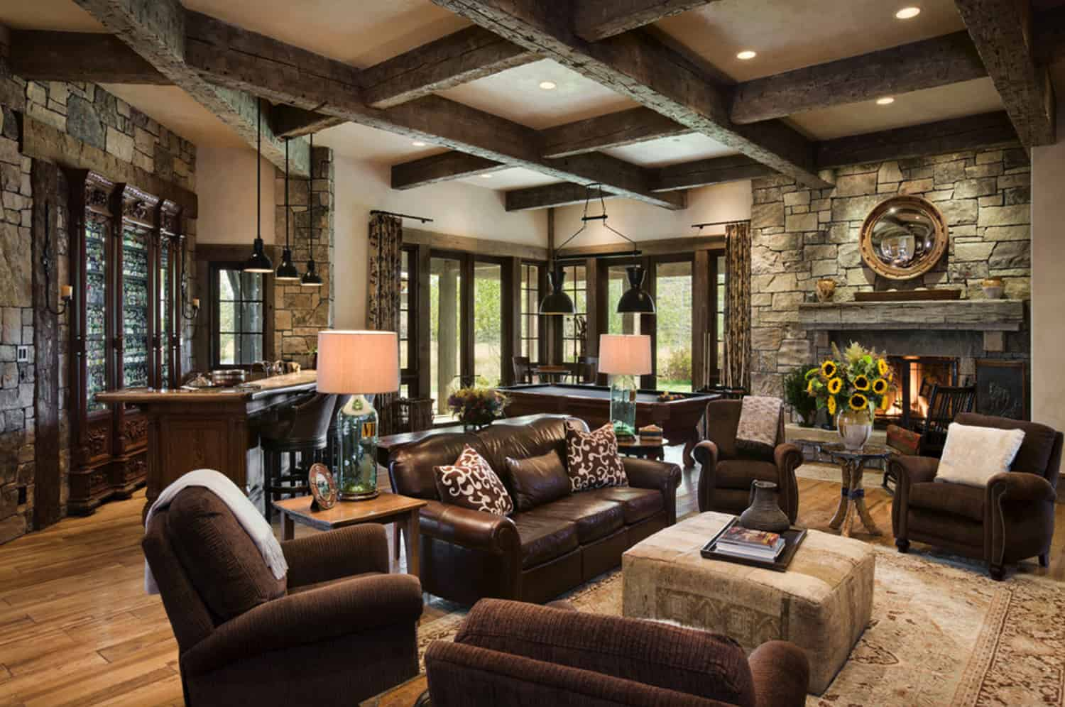 residence-rustic-family-room