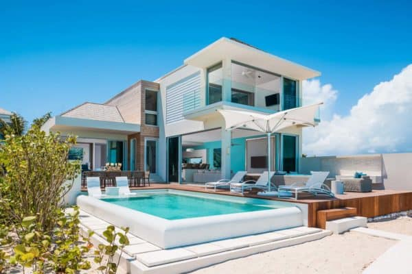 featured posts image for Get swept away by this dreamy beachfront getaway on Turks and Caicos