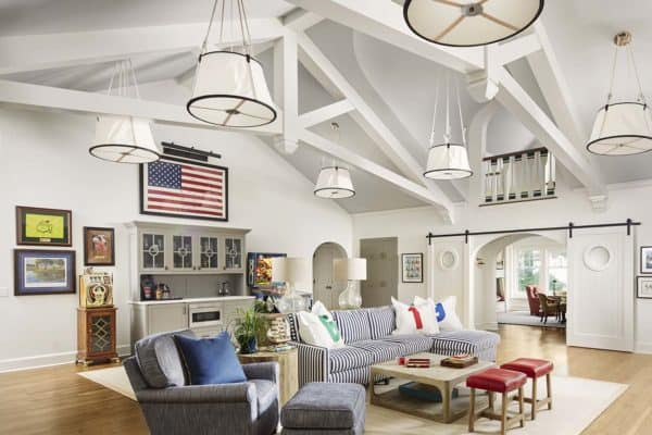 featured posts image for Lake house transformed into nautical-inspired retreat on Lake Geneva