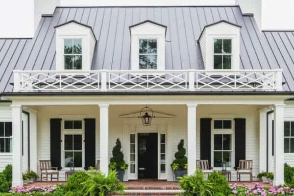 featured posts image for A plantation style home brimming with Southern charm in Nashville